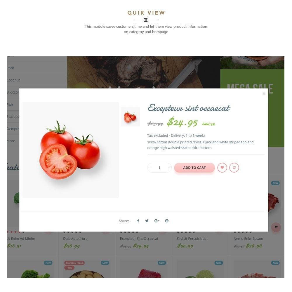 theme - Alimentos & Restaurantes - Leo Fresh Farm - 8