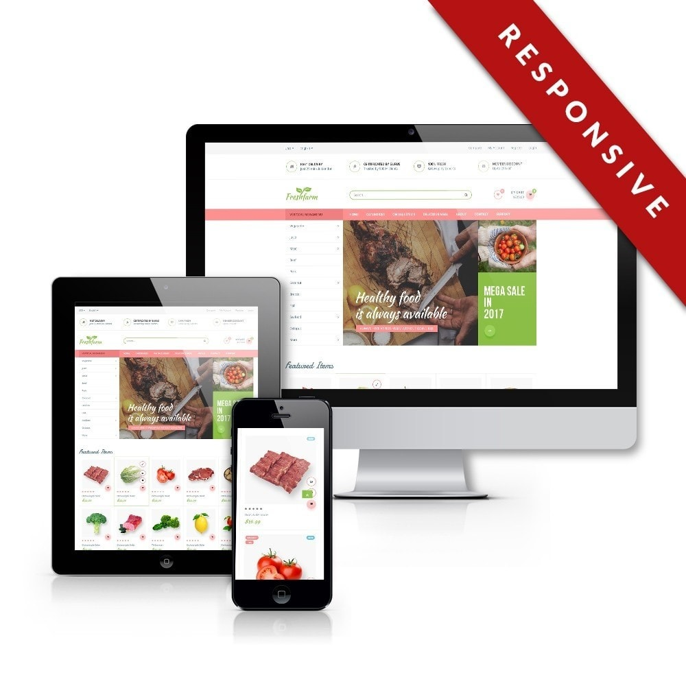 theme - Lebensmittel & Restaurants - Leo Fresh Farm - 9