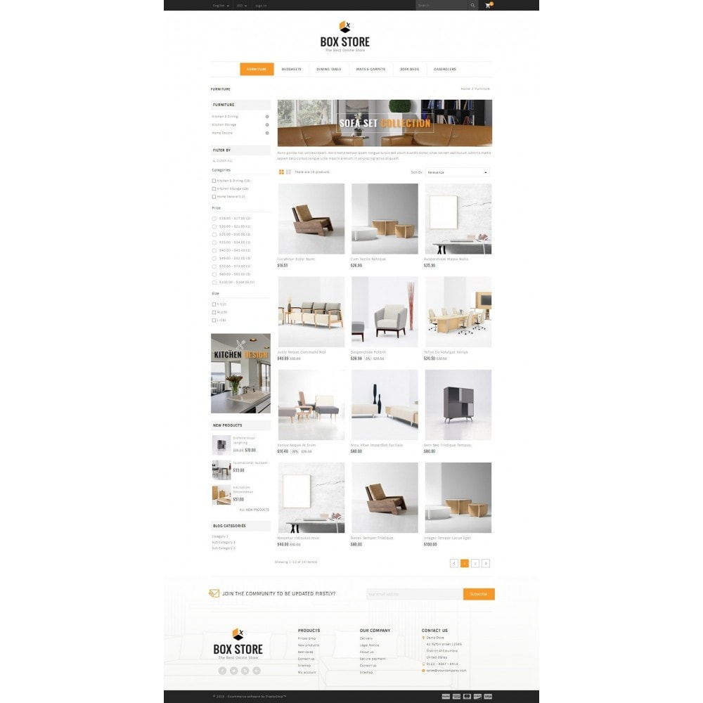theme - Casa & Jardins - BoxStore - Furniture Store - 3