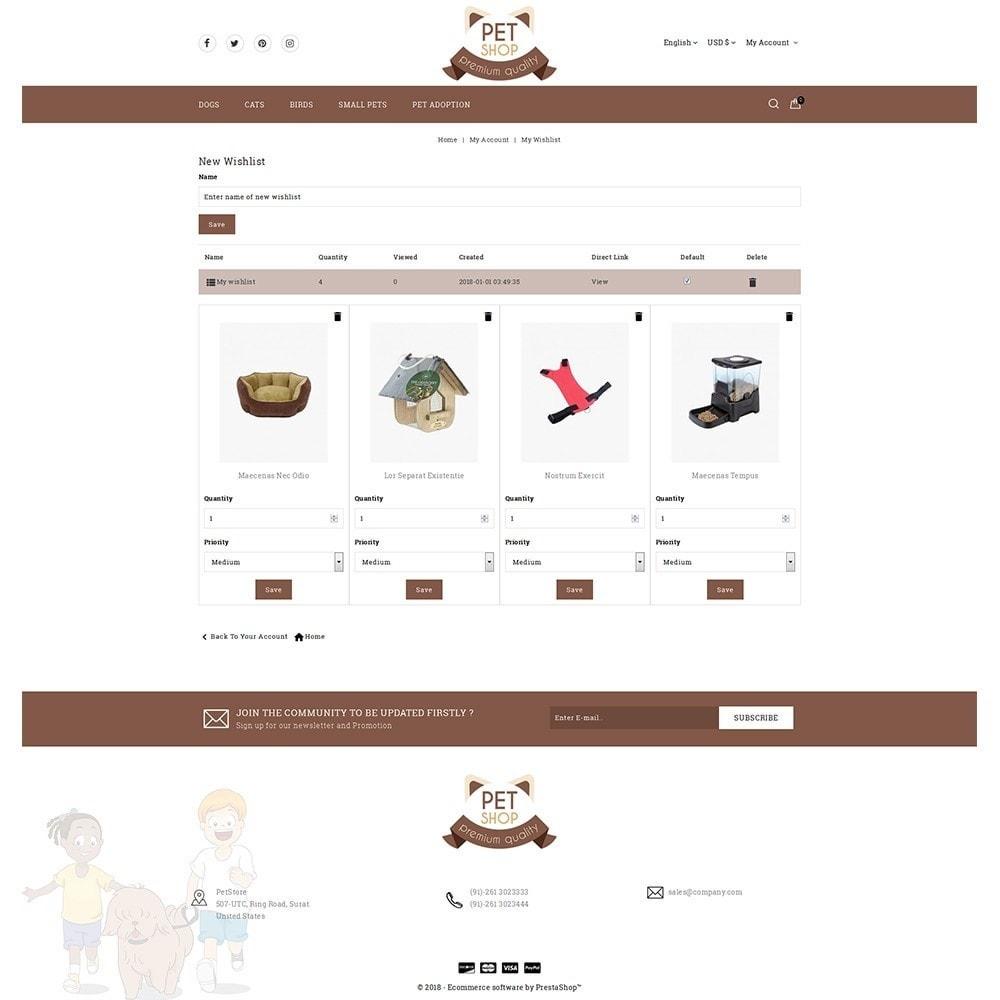 theme - Dieren - Pet Store - 10