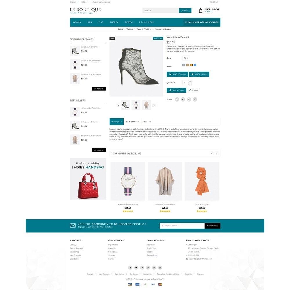 theme - Mode & Schoenen - Leboutique Store - 5