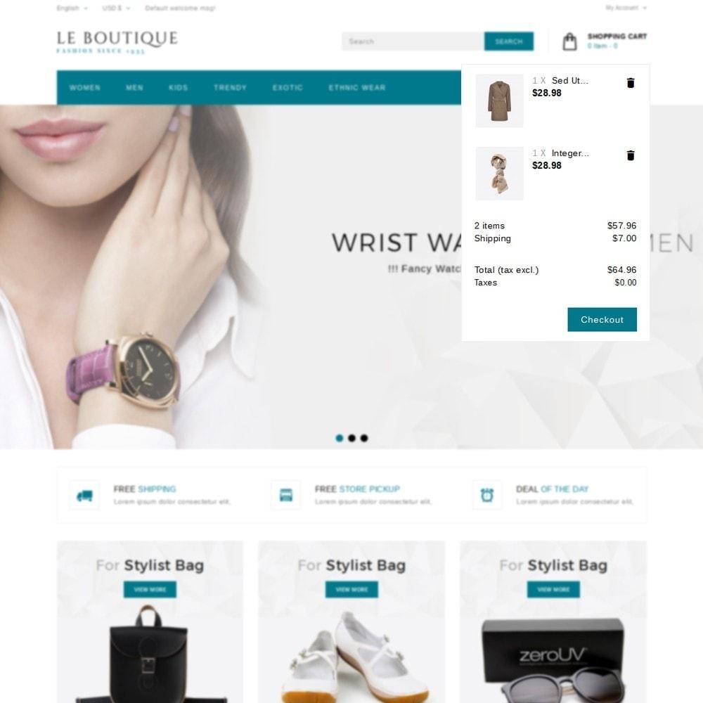theme - Fashion & Shoes - Leboutique Store - 8