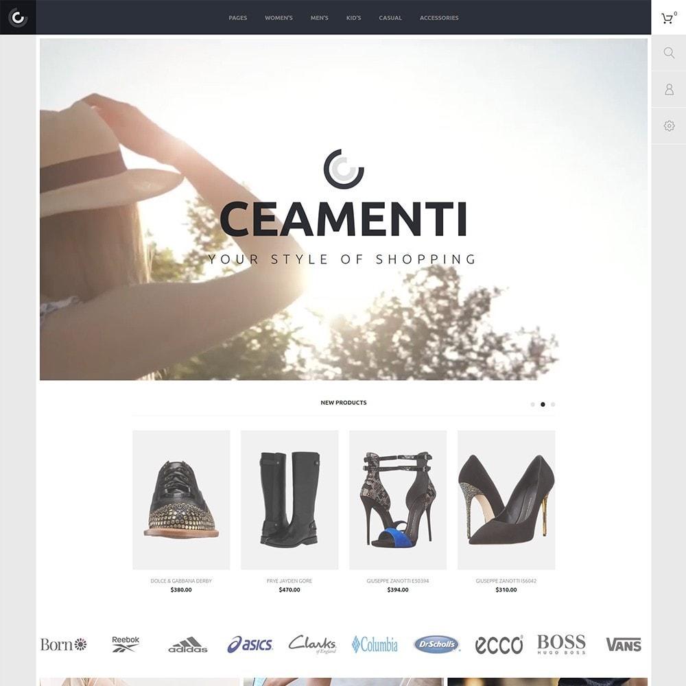 theme - Moda & Obuwie - Ceamenti - 2