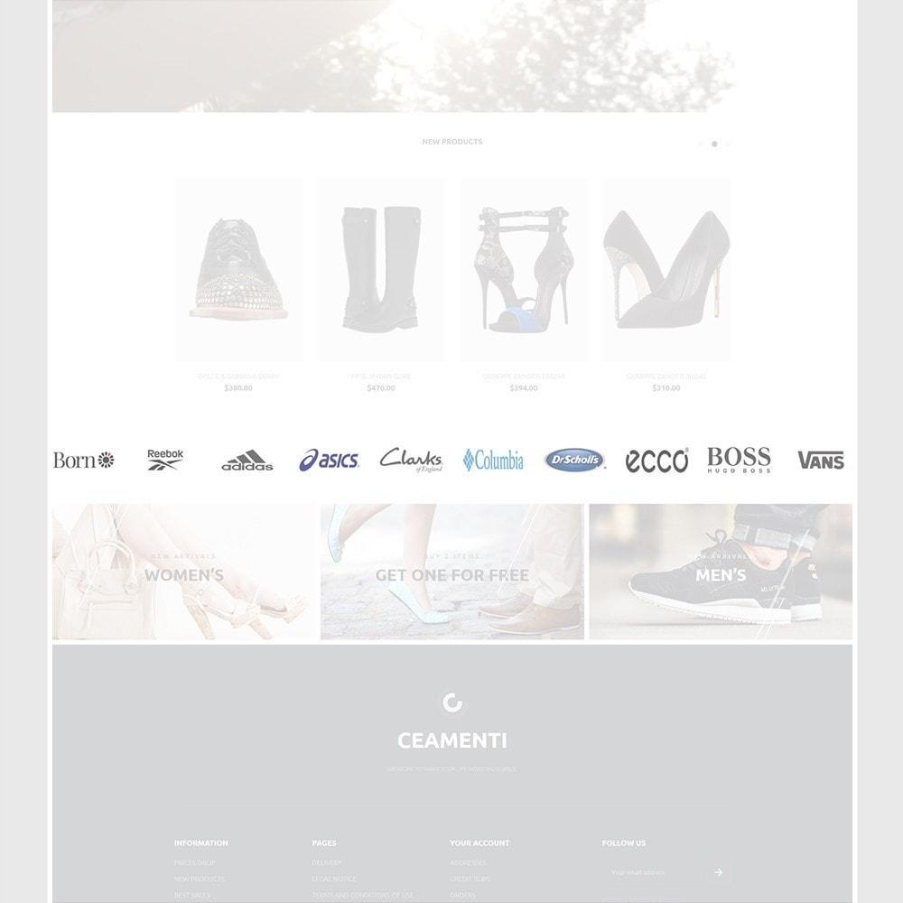 theme - Mode & Chaussures - Ceamenti - 3