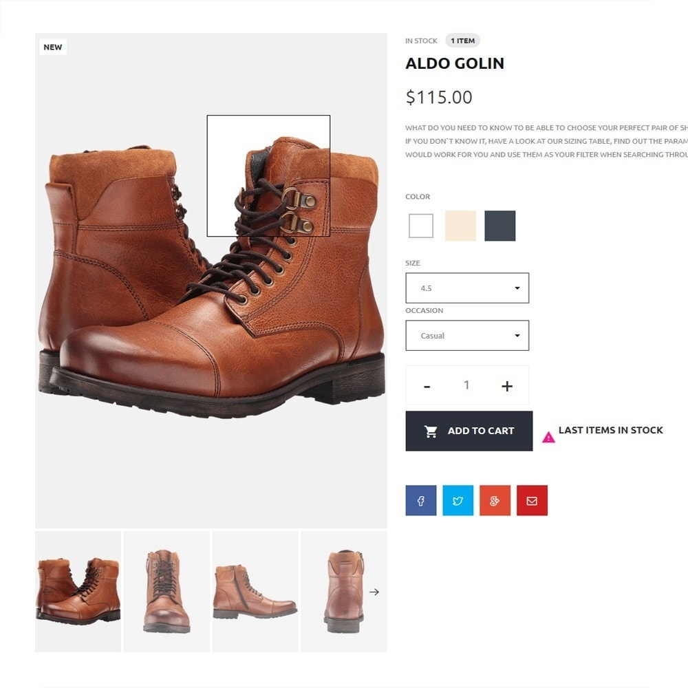 theme - Mode & Chaussures - Ceamenti - 6