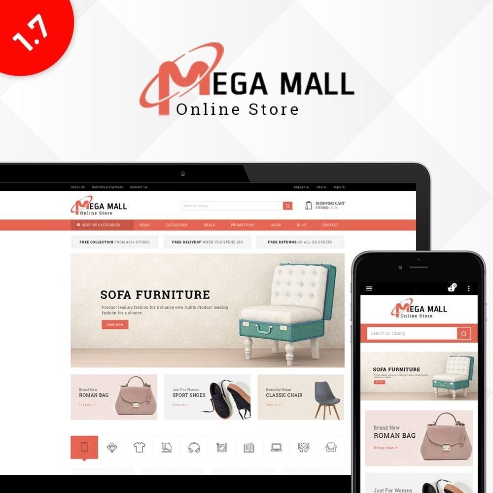 theme - Casa & Giardino - Megamall Store - 1