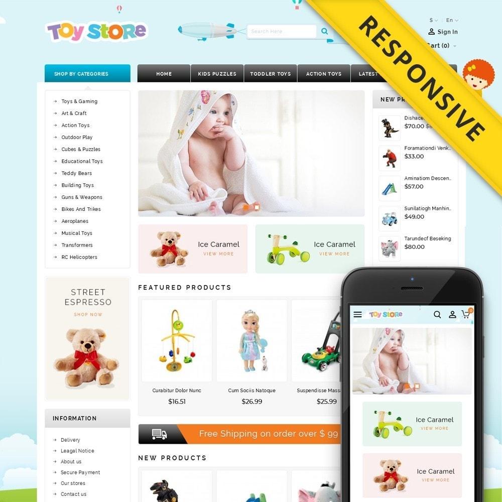 theme - Bambini & Giocattoli - Kids & Toys Shop - 1