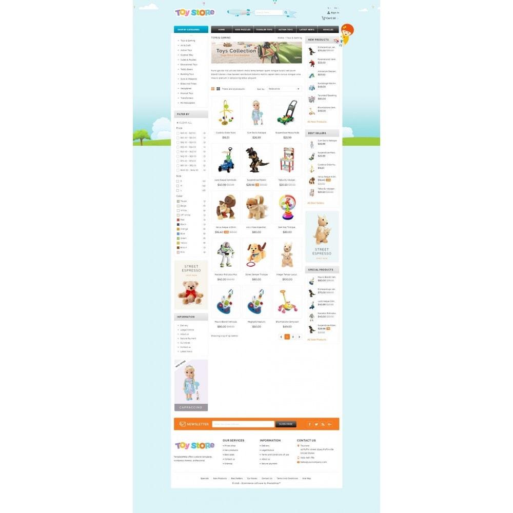 theme - Kinderen & Speelgoed - Kids & Toys Shop - 3