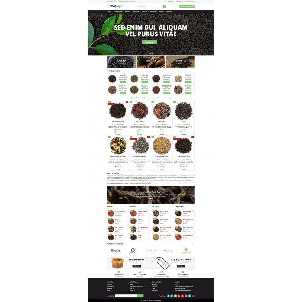 theme - Salud y Belleza - P17AT05 Tea, herbs and medicines store - 2