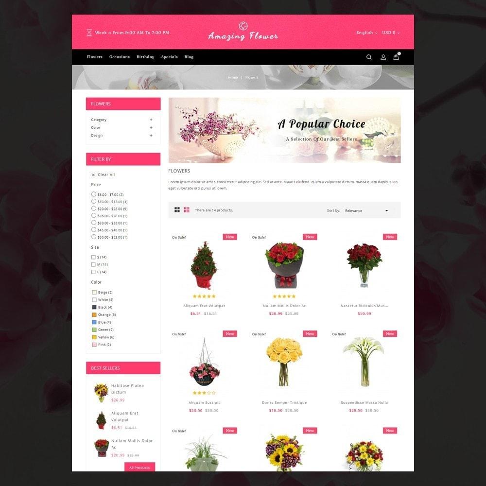 theme - Regali, Fiori & Feste - Amazing Flower - 3