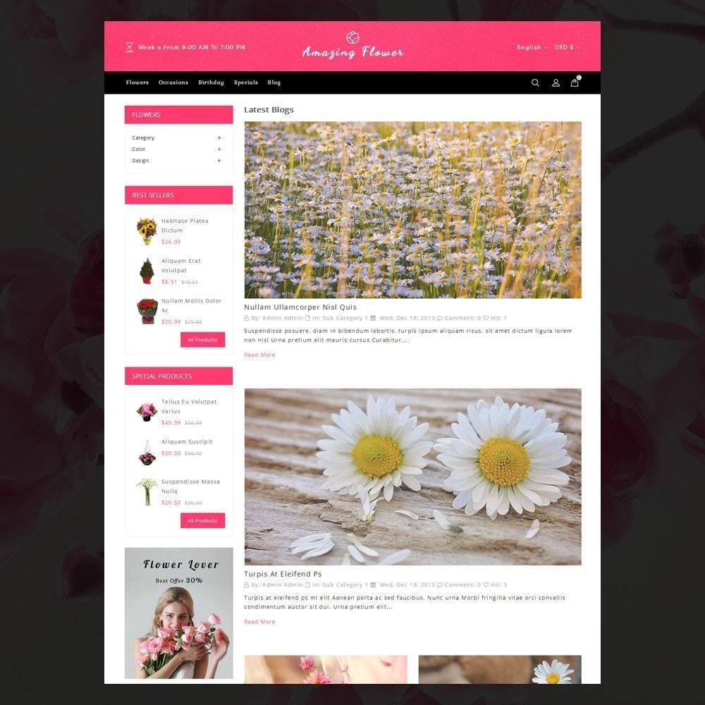 theme - Regali, Fiori & Feste - Amazing Flower - 6