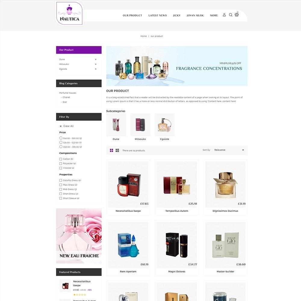 theme - Gezondheid & Schoonheid - Nautica Perfume Store - 4