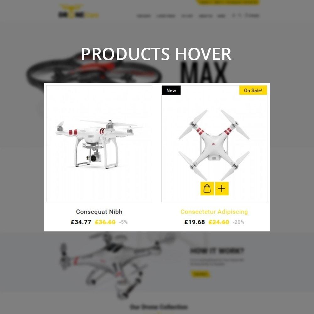 theme - Elettronica & High Tech - DroneCam Camera Store - 11