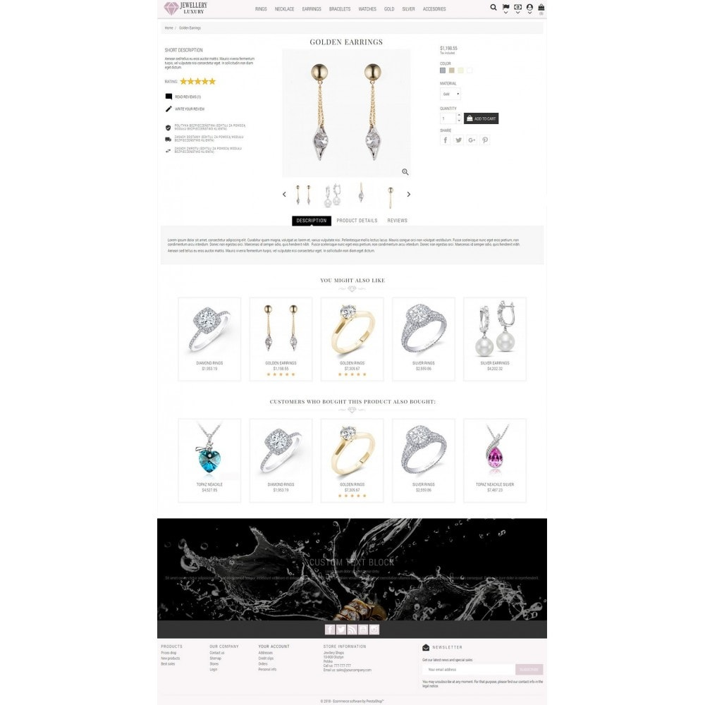 theme - Jewelry & Accessories - Jewellery Luxury - 3