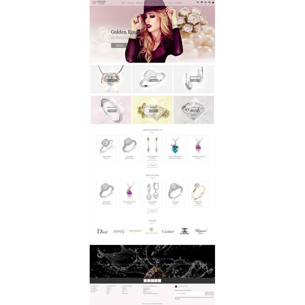 theme - Biżuteria & Akcesoria - Jewellery Luxury - 3
