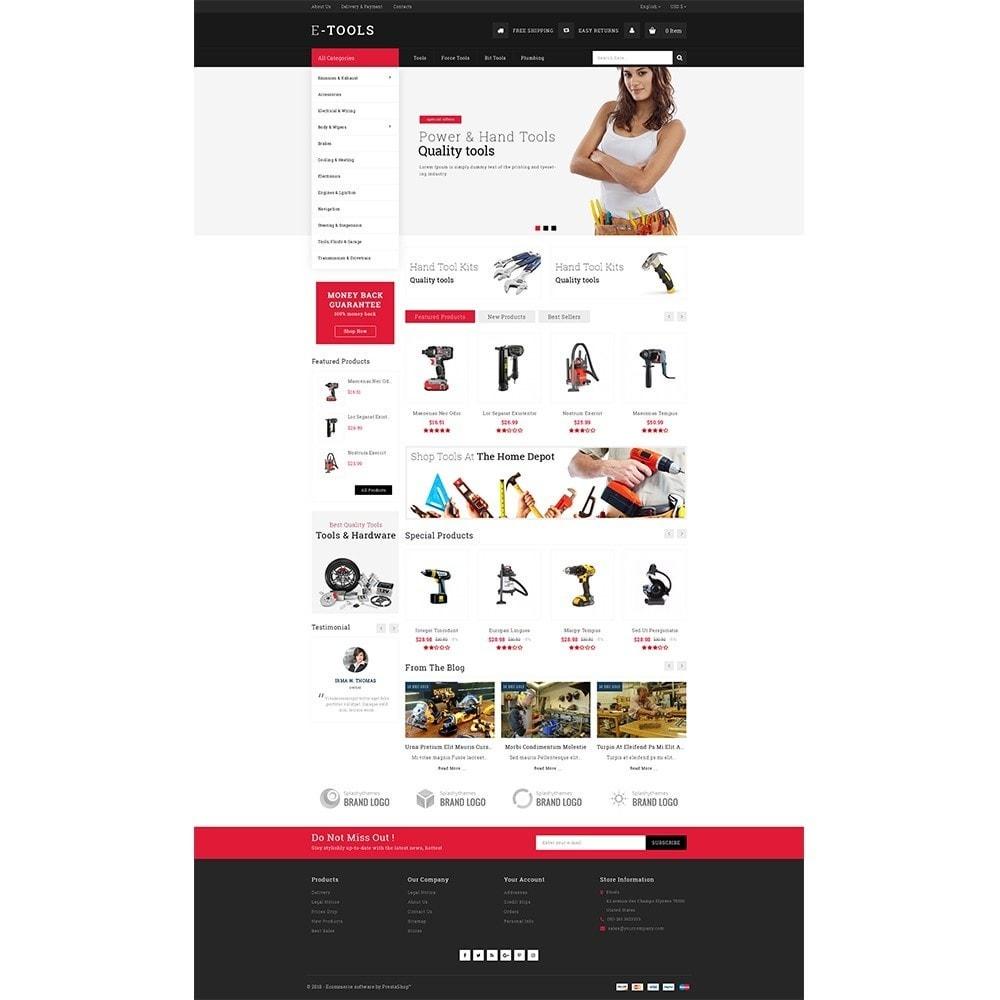 theme - Carros & Motos - Etools Store - 2