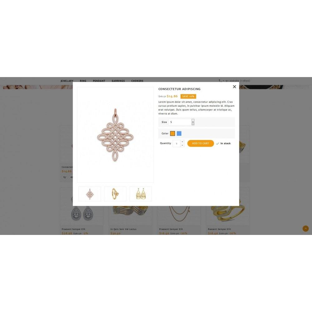 theme - Jewelry & Accessories - Preciousy Jewelry Store - 6