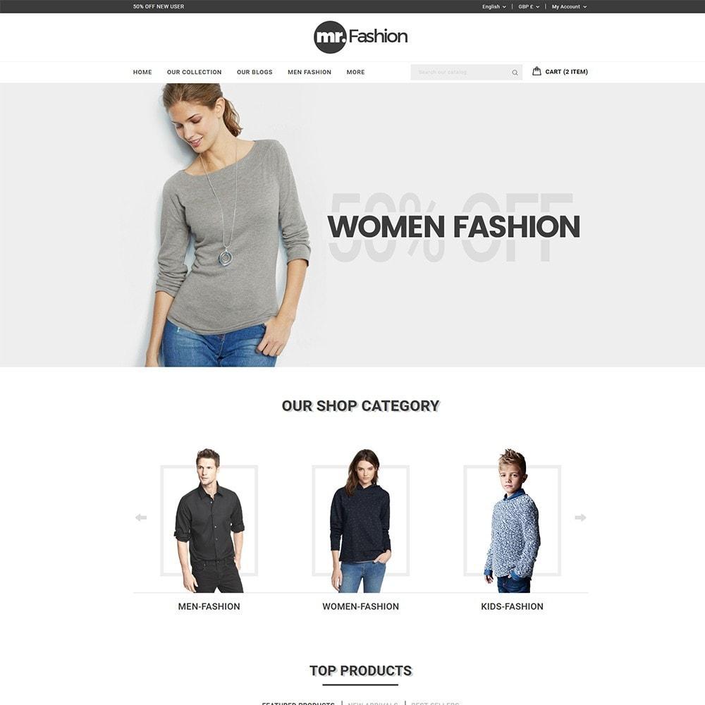 theme - Moda & Calzature - MR Fashion Store - 3