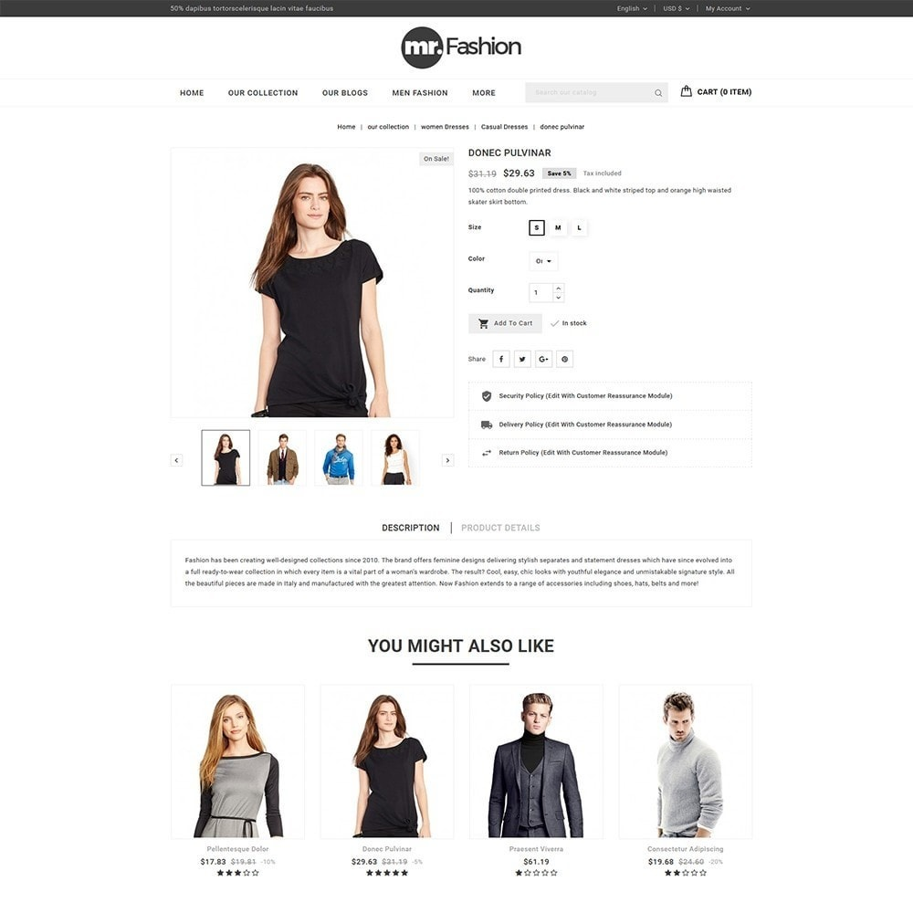 theme - Moda & Calzature - MR Fashion Store - 6