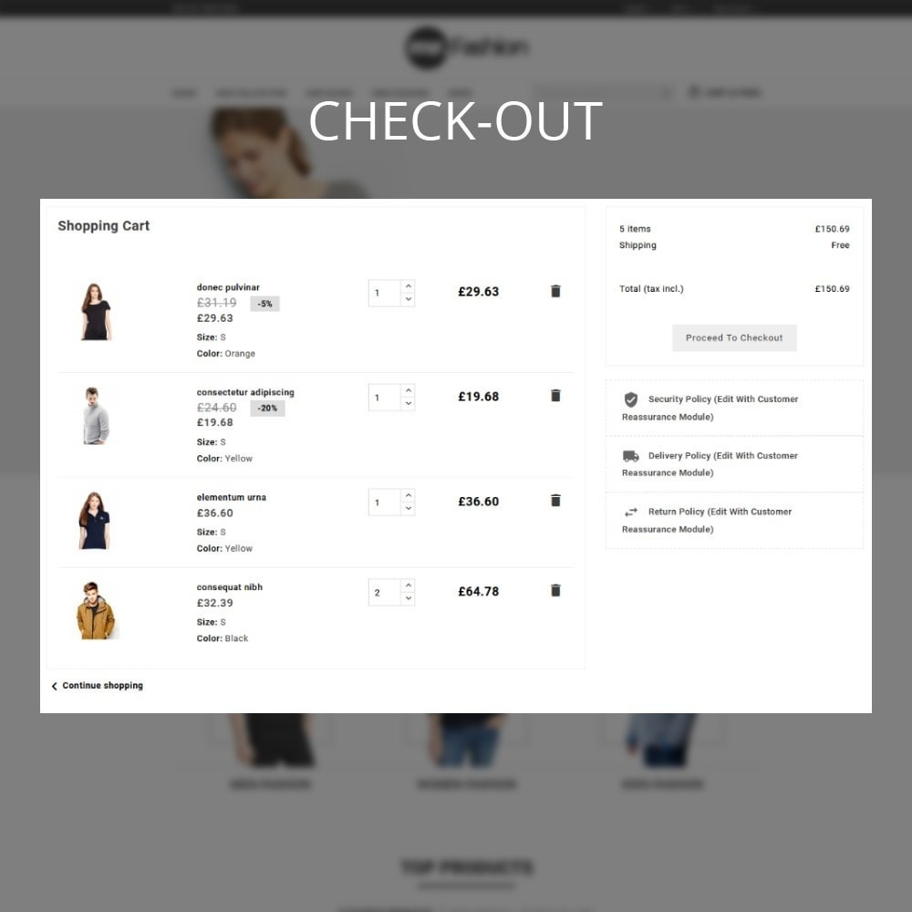 theme - Moda & Calzature - MR Fashion Store - 11