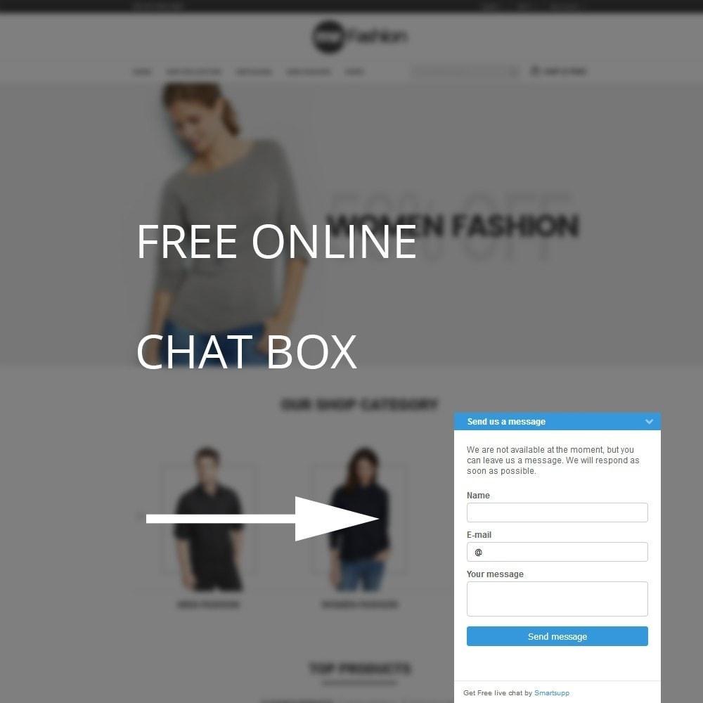 theme - Moda & Calzature - MR Fashion Store - 14