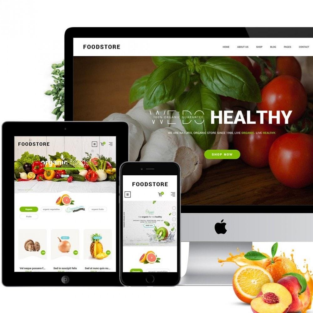 theme - Żywność & Restauracje - FoodStore II - 3