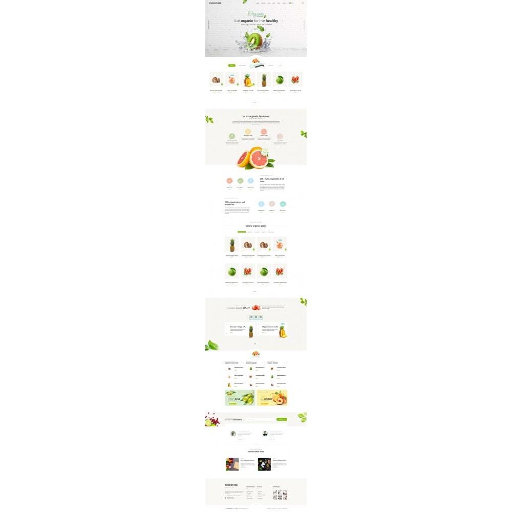 theme - Żywność & Restauracje - FoodStore II - 6