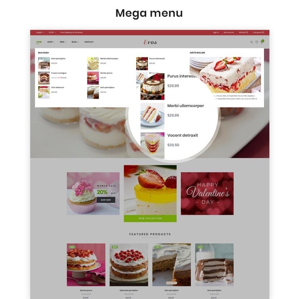 theme - Продовольствие и рестораны - Leo Eros Cake Store - 4