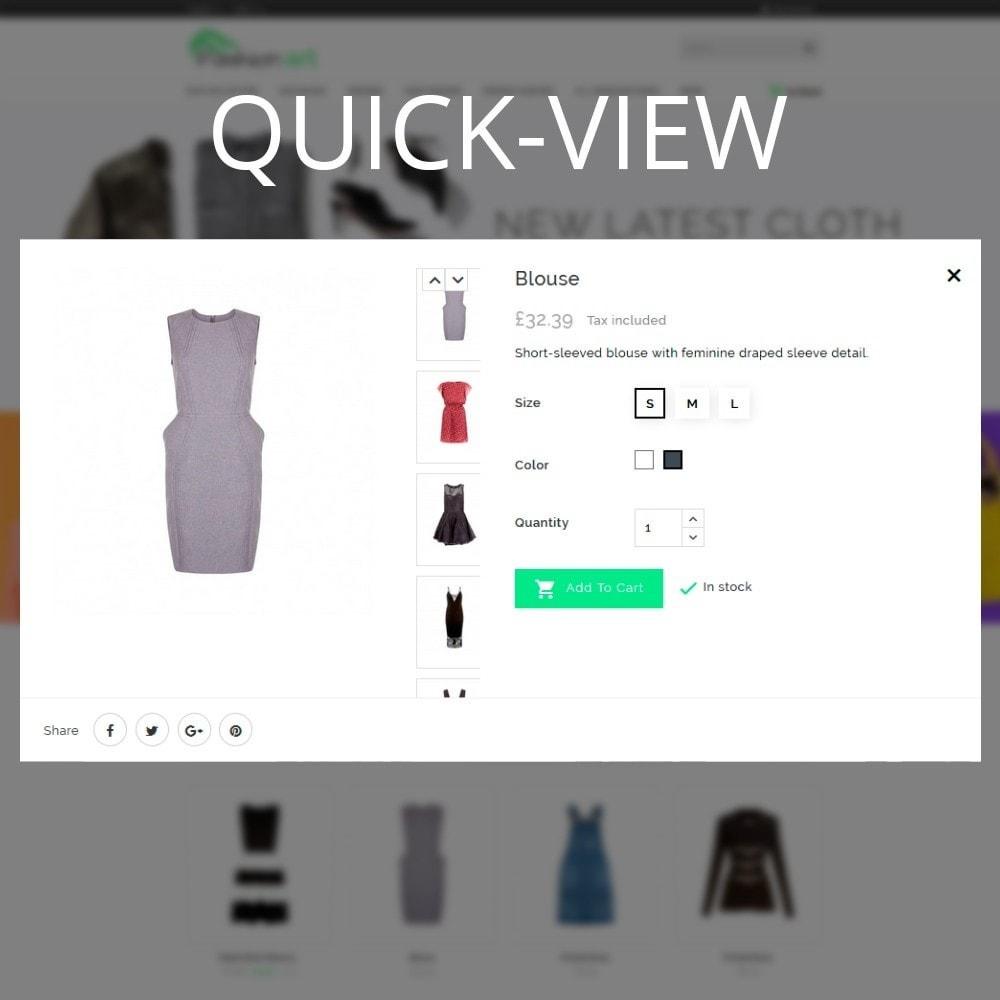 theme - Moda & Obuwie - Fashion Art - 13