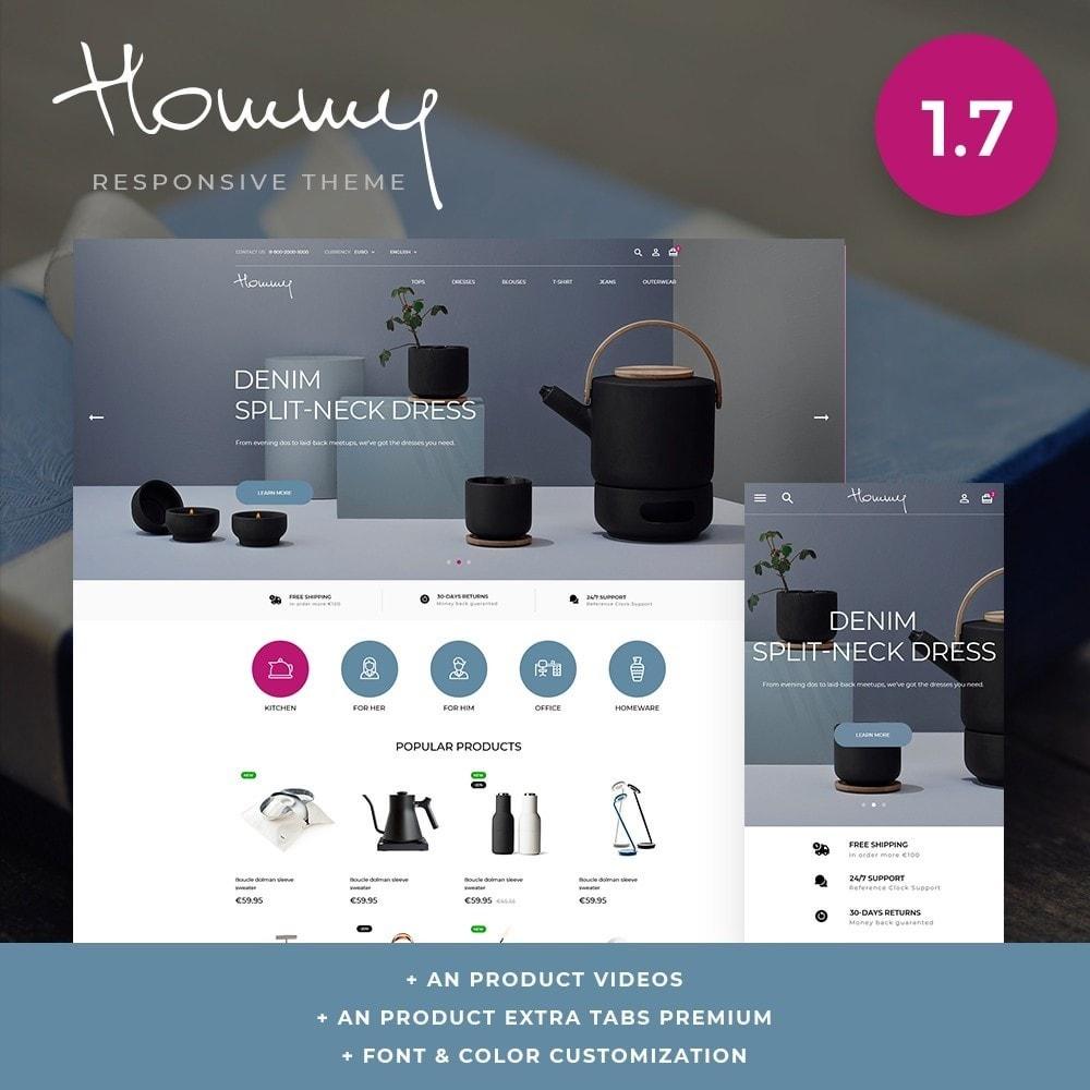 theme - Huis & Buitenleven - Hommy - 1