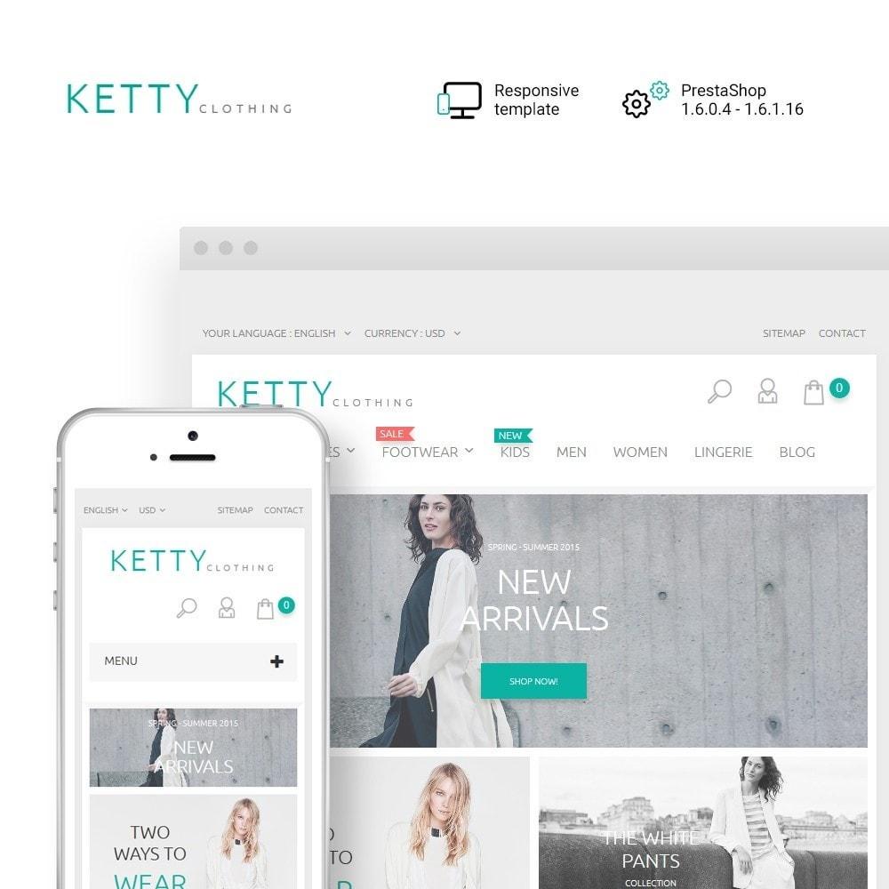 theme - Mode & Schoenen - Ketty Clothing - 1