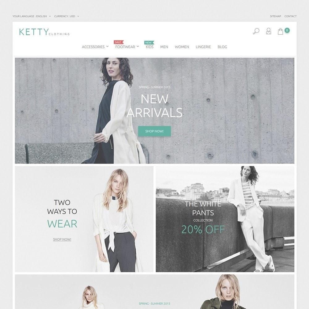 theme - Mode & Schoenen - Ketty Clothing - 2