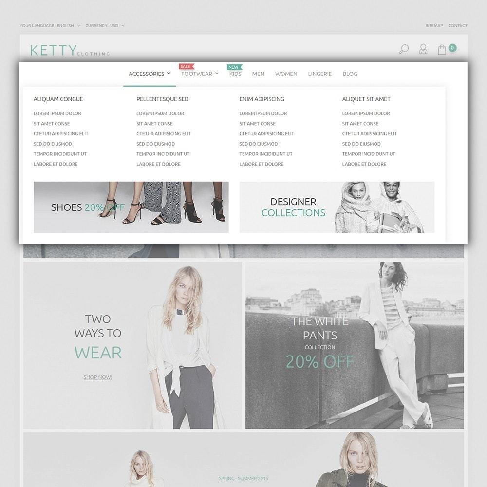 theme - Mode & Schoenen - Ketty Clothing - 4