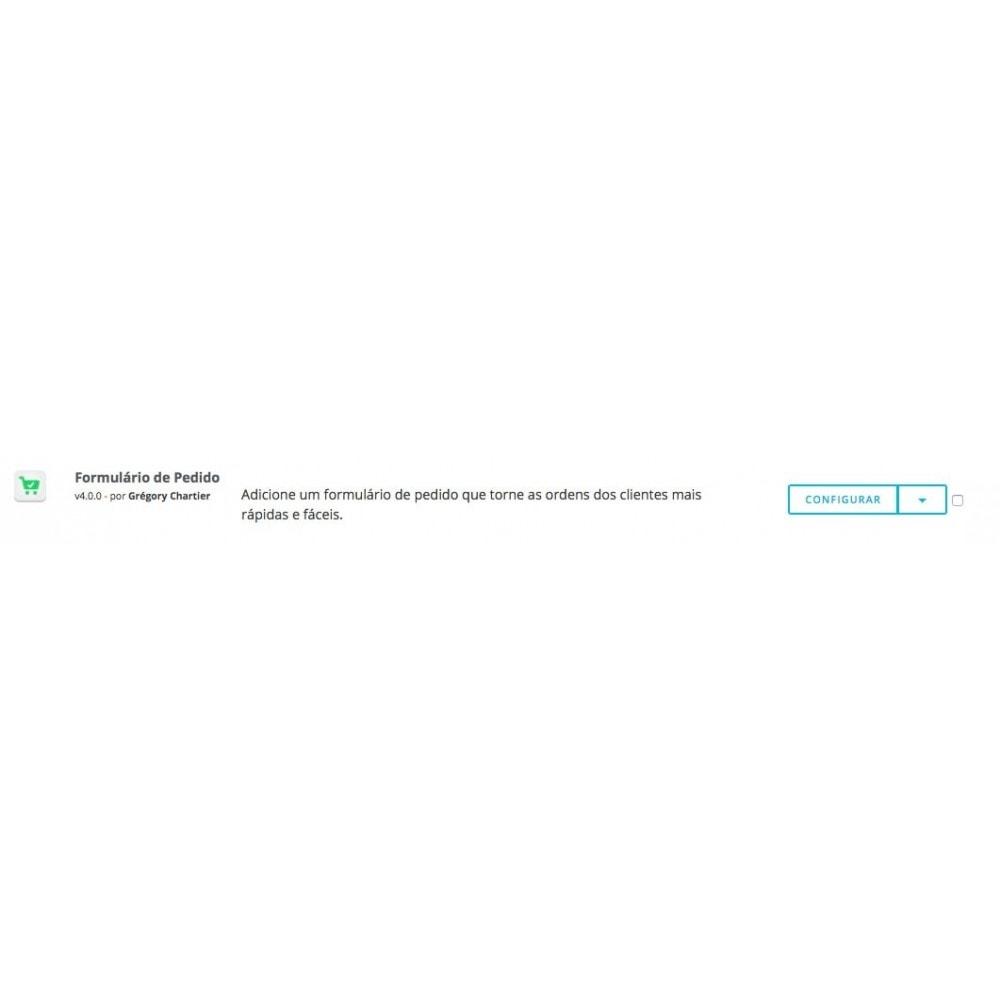 module - Cadastro e Processo de Pedido - Formulário de pedido - 8