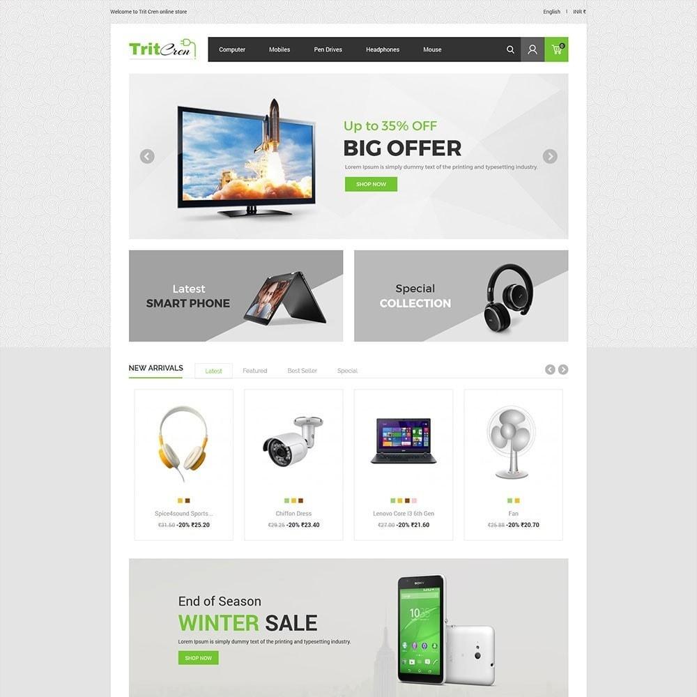theme - Elektronika & High Tech - Electronics Store - 2