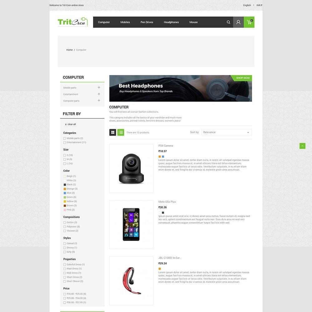theme - Elektronika & High Tech - Electronics Store - 4