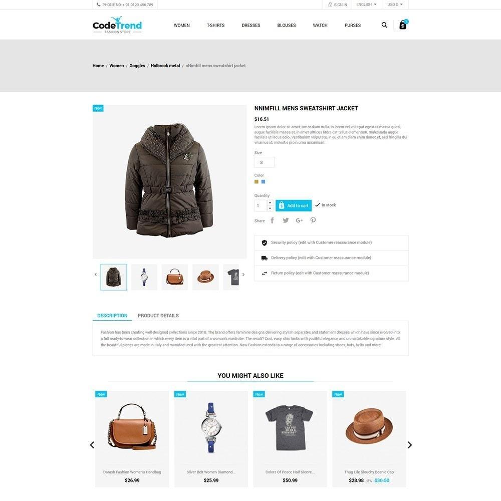 theme - Moda y Calzado - Fashion Store - 5