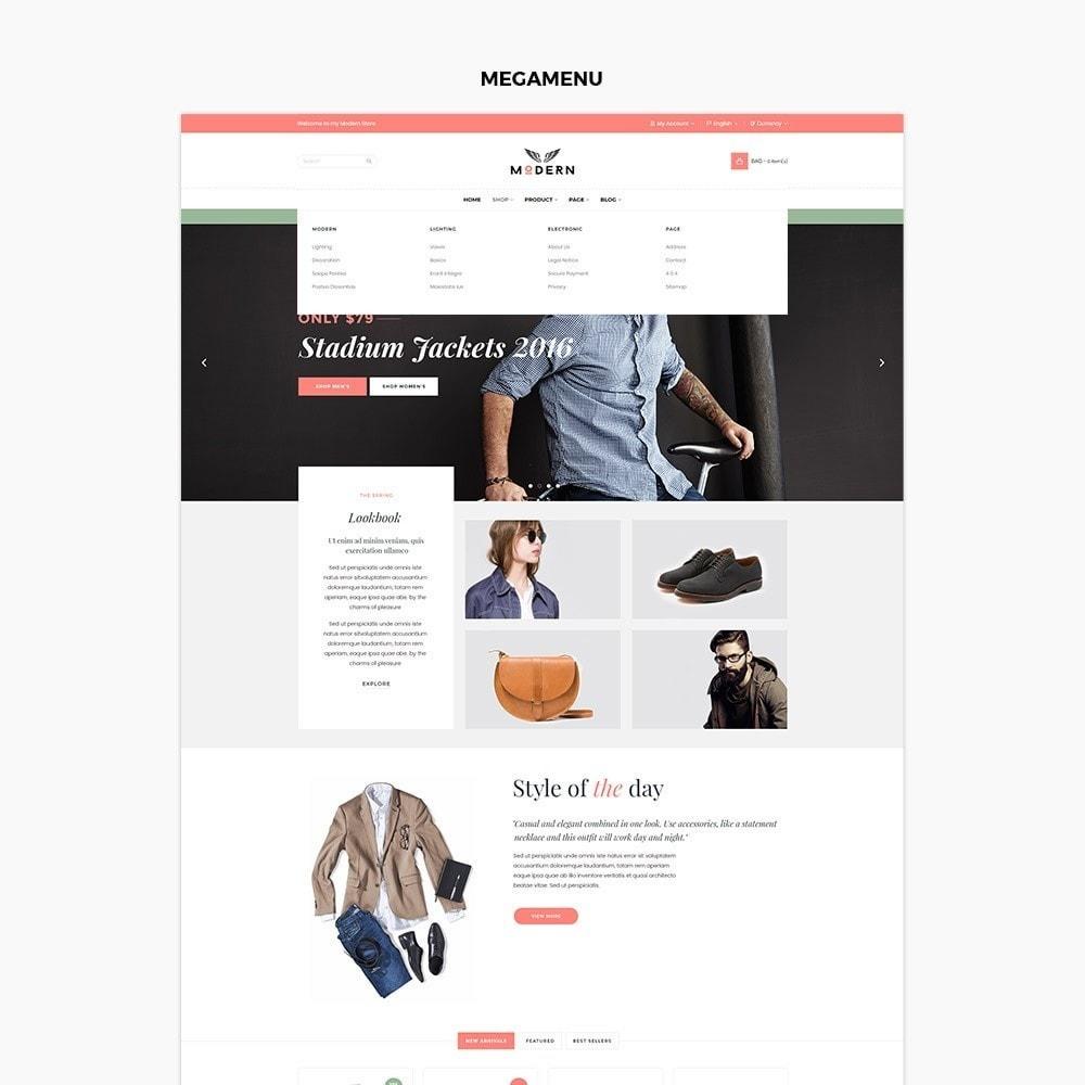 theme - Mode & Chaussures - Fashion Shoes, Bag, Shirt Store - 2
