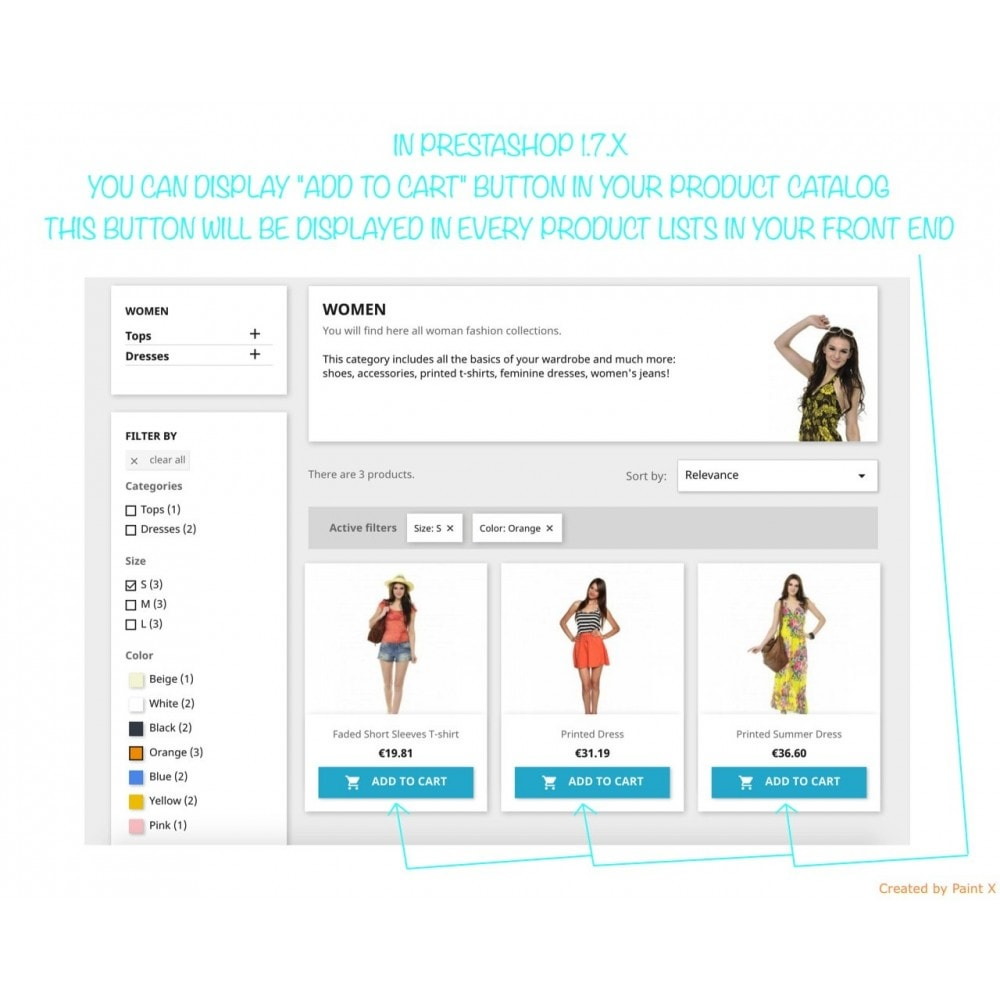 module - Registratie en Proces van bestellingen - Add To Cart Fly Effect, Hide Popup and Other Animations - 3