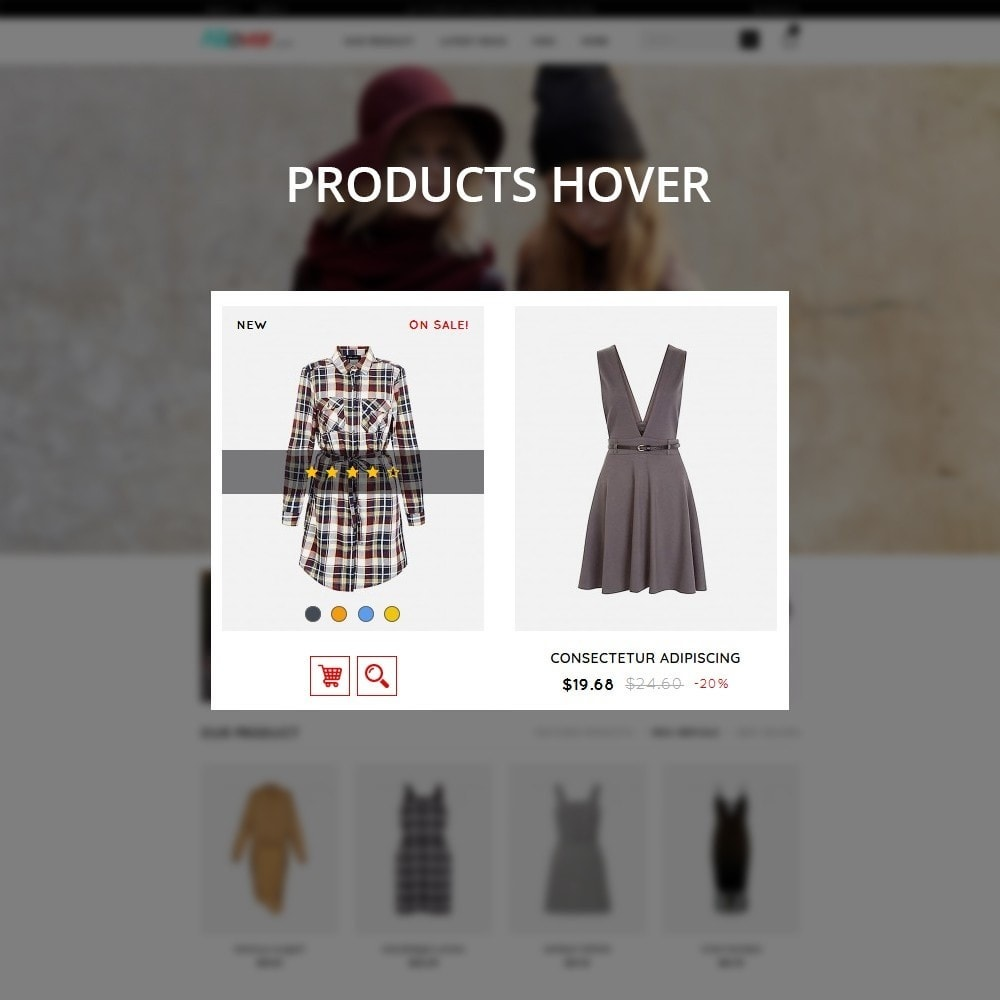 theme - Moda y Calzado - Allover Fashion Store - 10