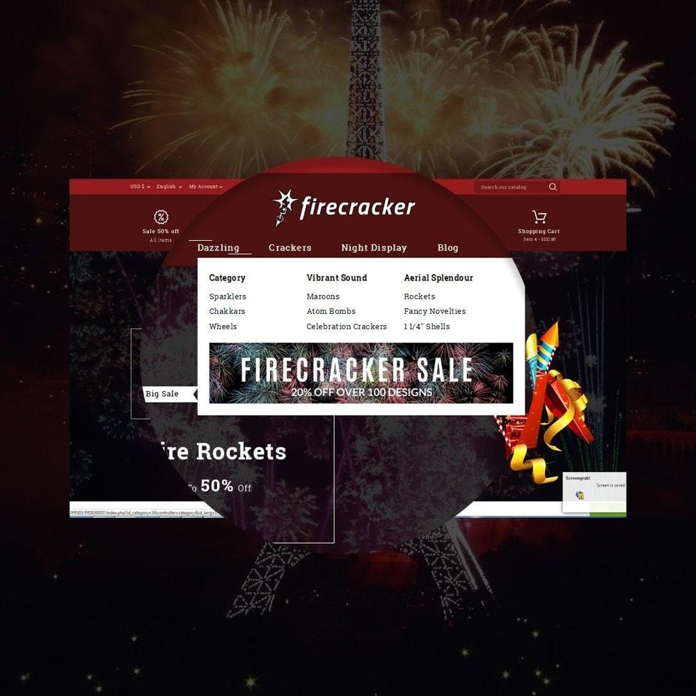 theme - Sport, Rozrywka & Podróże - Firecracker Store - 11