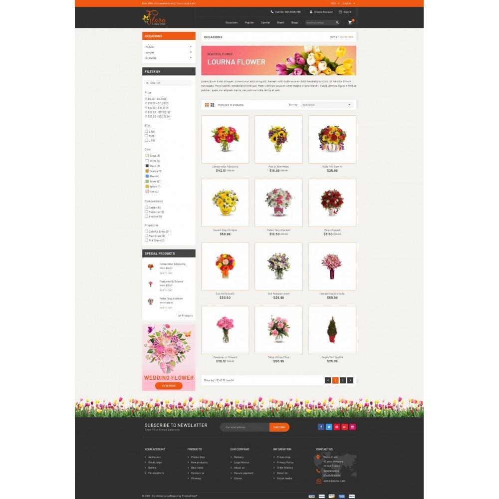 theme - Regalos, Flores y Celebraciones - Flora - Flower Store - 3