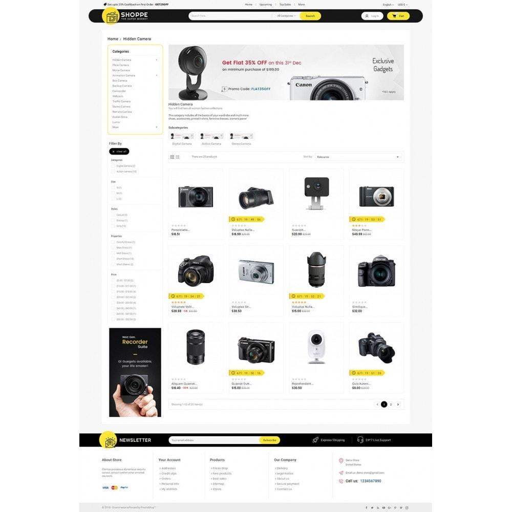 theme - Electronics & Computers - Mega Shoppe Camera - 3
