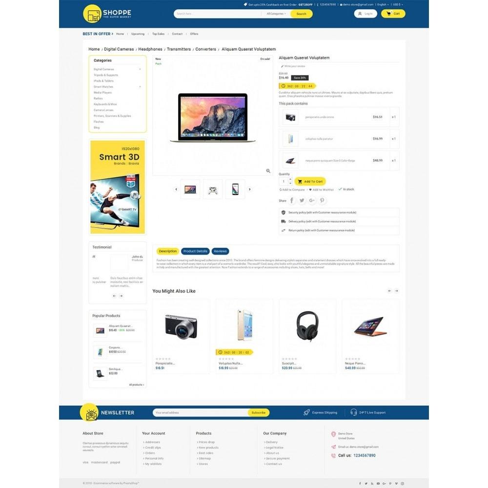 theme - Eletrônicos & High Tech - Mega Shoppe Electronics - 5