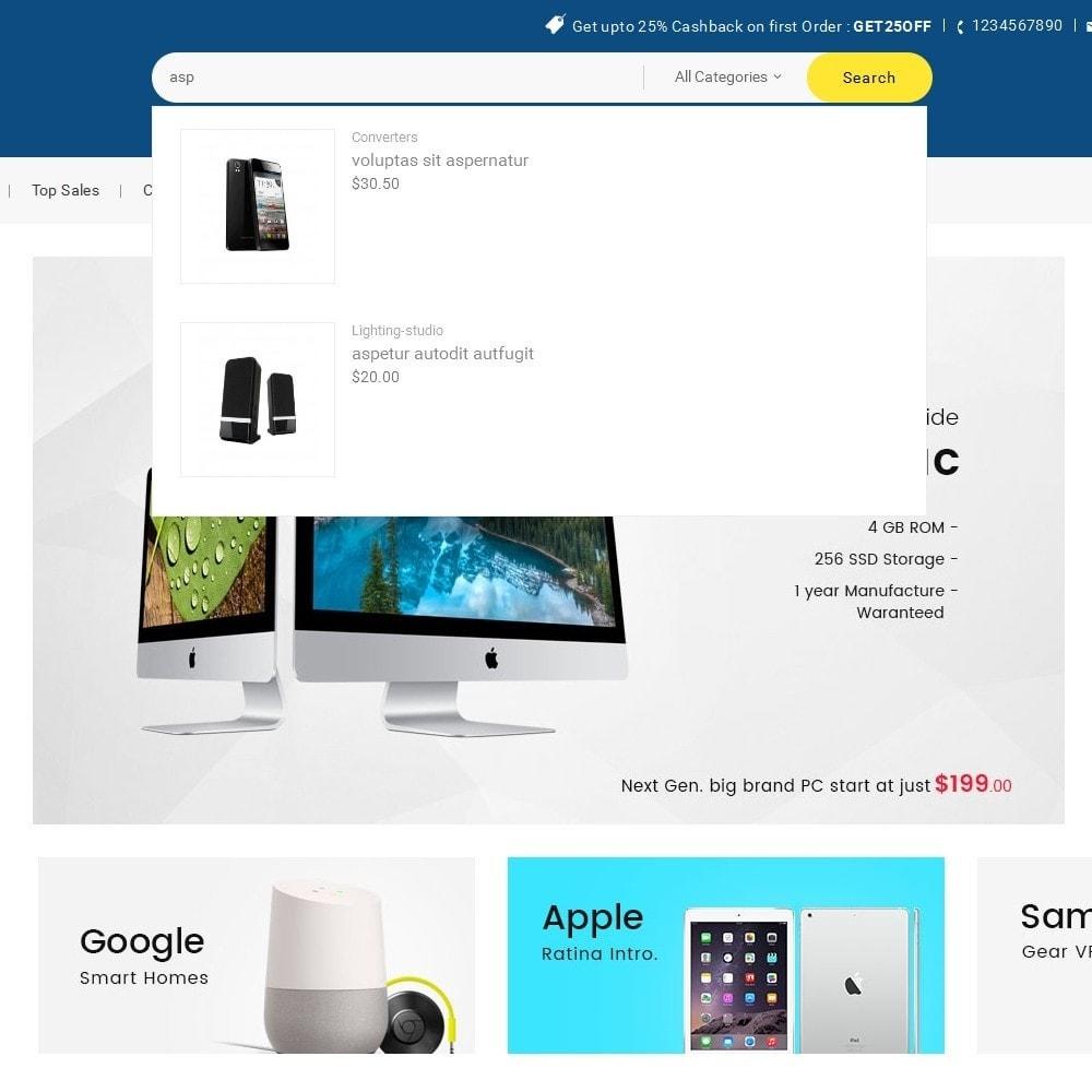 theme - Eletrônicos & High Tech - Mega Shoppe Electronics - 10