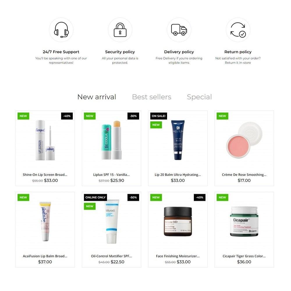 theme - Gesundheit & Schönheit - HPURE Cosmetics - 3