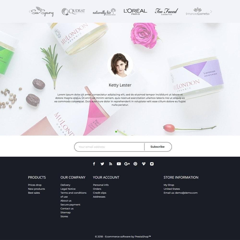 theme - Salud y Belleza - HPURE Cosmetics - 4