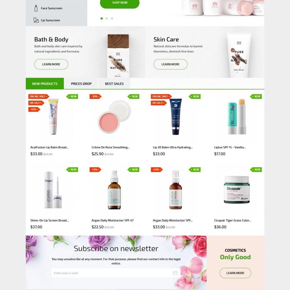 theme - Здоровье и красота - Modena Cosmetics - 3