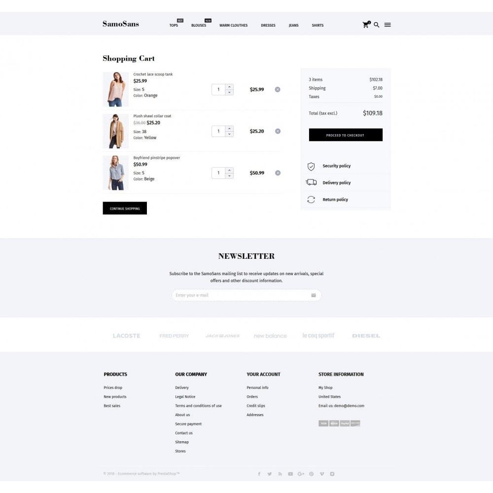 theme - Moda & Calçados - Samo Sans Fashion Store - 10