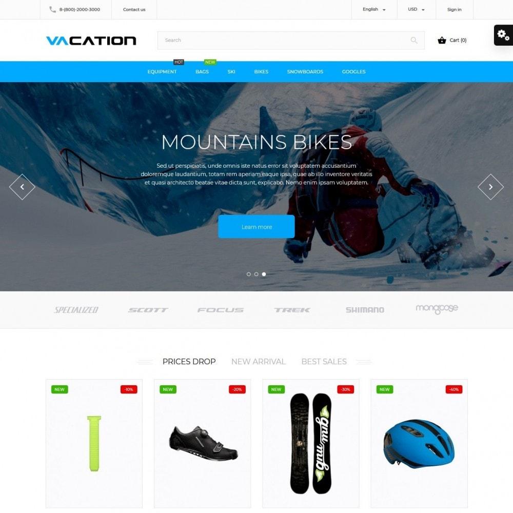 theme - Deportes, Actividades y Viajes - Vacation - 2
